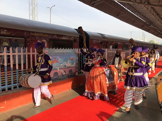 What is the Ticket Price of Maharajas' Express?
