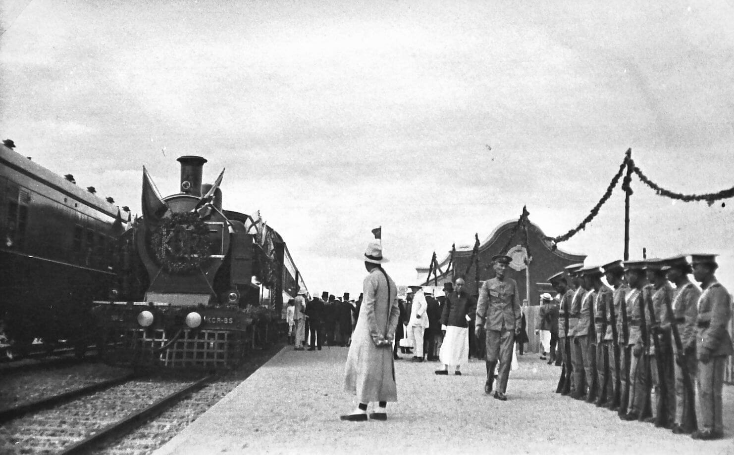 Why did British Introduced Railways in India?