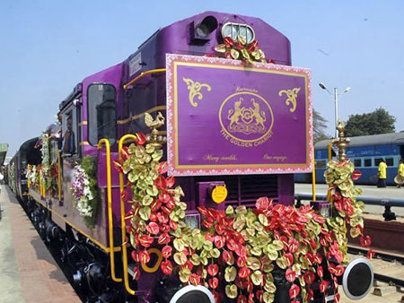 What Is Golden Chariot Train? Who Owns It?