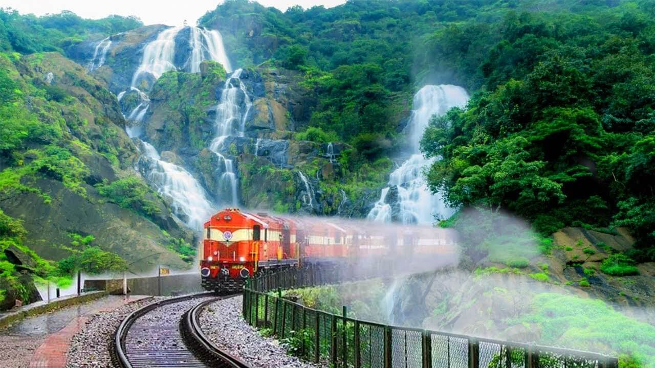 Most Adventurous Rail Routes of India to Explore