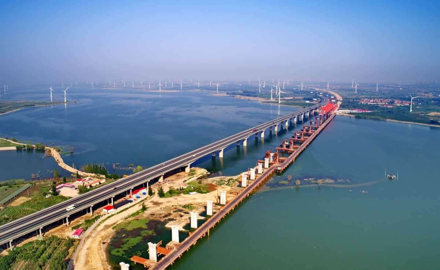 10 Longest and Oldest Railway Bridges in the World