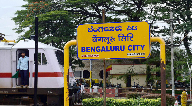 Best Trains from Mumbai to Bangalore