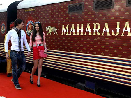 Why Maharaja Express Is Different From Other Luxury Trains?
