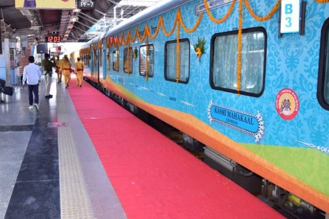 IRCTC Kashi Mahakal Express – Facility, Fare, Route and Schedule
