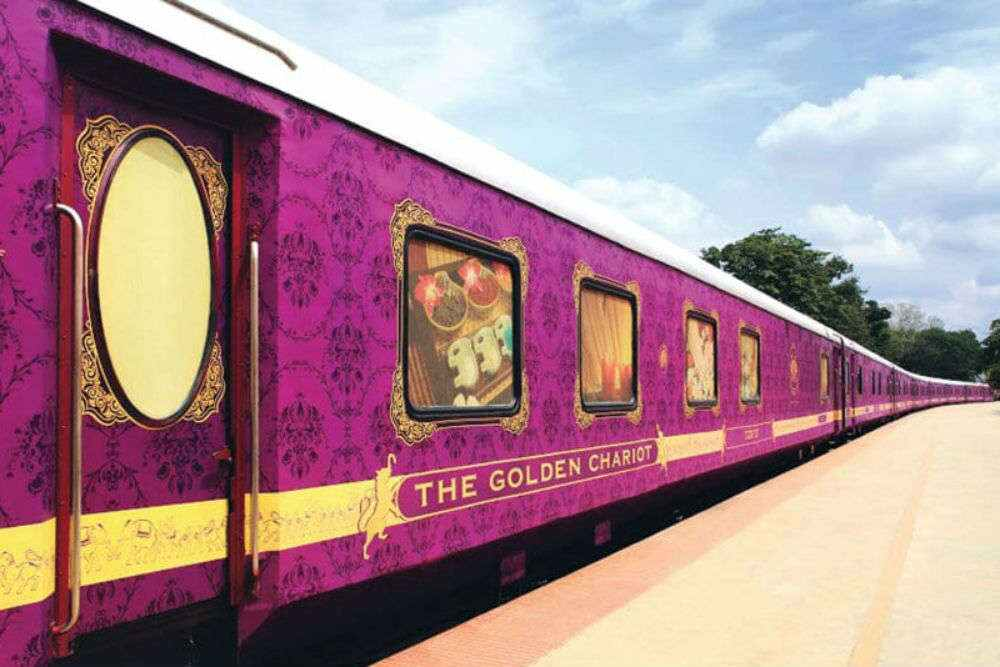 50% Off on Companion's Fare on Golden Chariot Journeys