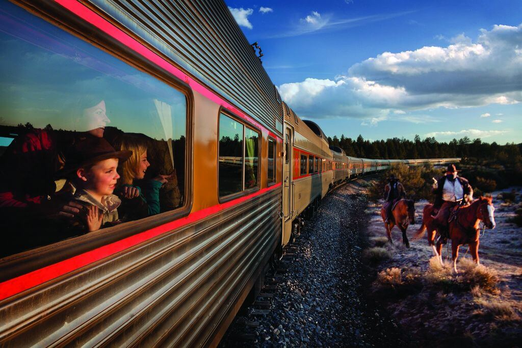 World's Best Family Train Trips