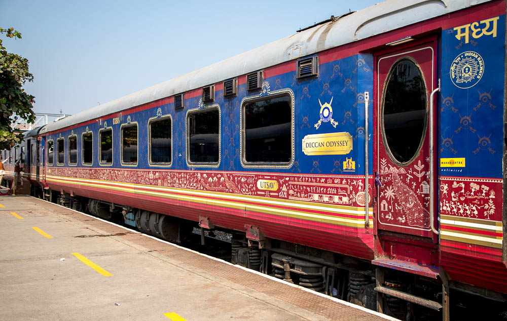 What is the Ticket Price of Deccan Odyssey?