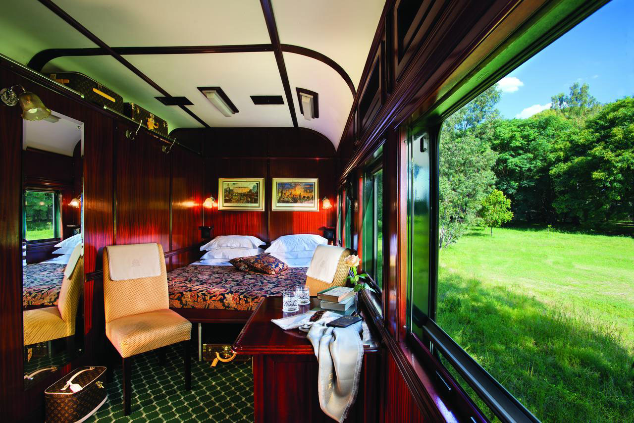 Planning a Vacation? These Top Luxury Train are the best Way to Explore the World