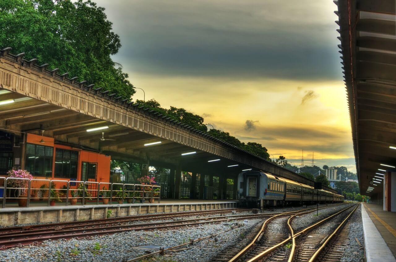 How to Travel from Singapore to Bangkok by Train?