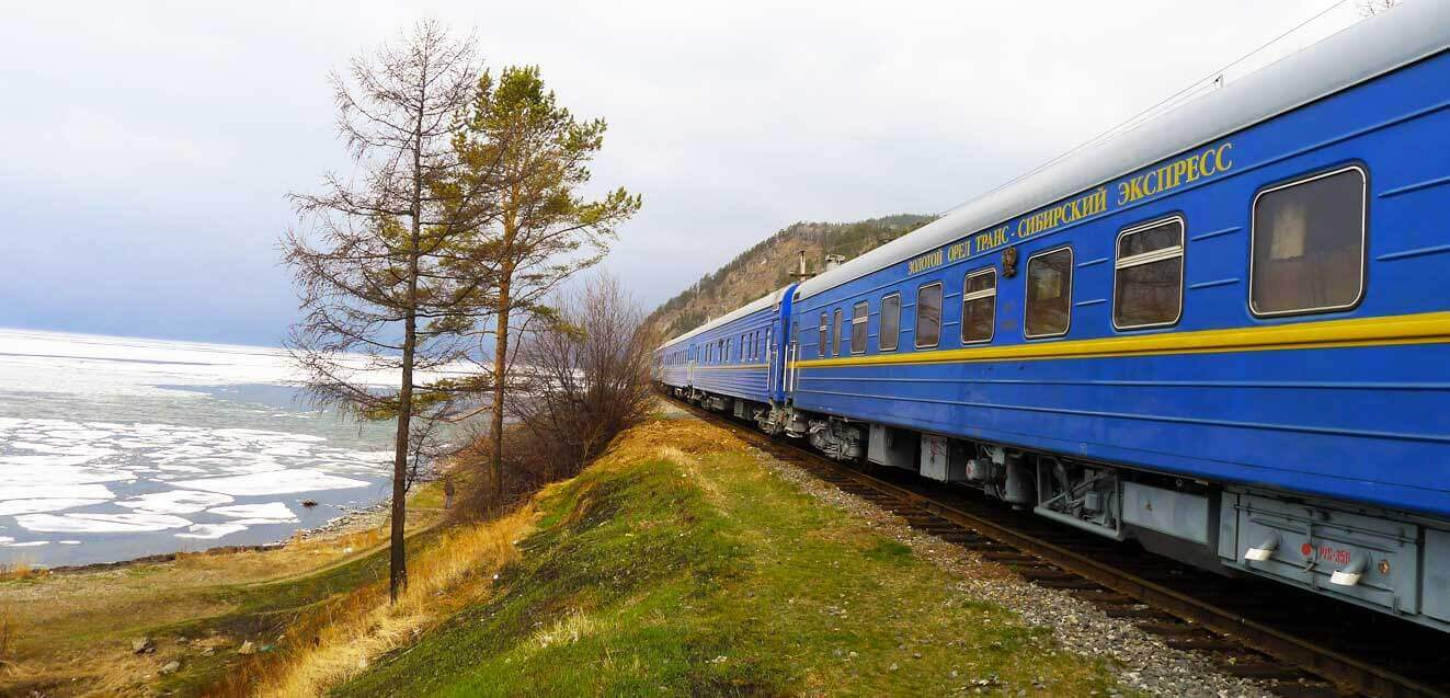 Golden Eagle Trans-Siberian Express: Most Luxurious Train In Russia