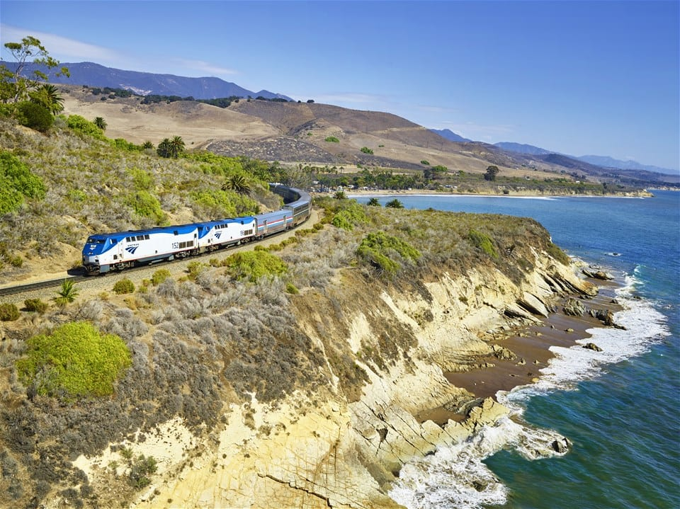 Private Luxury Train Routes in America