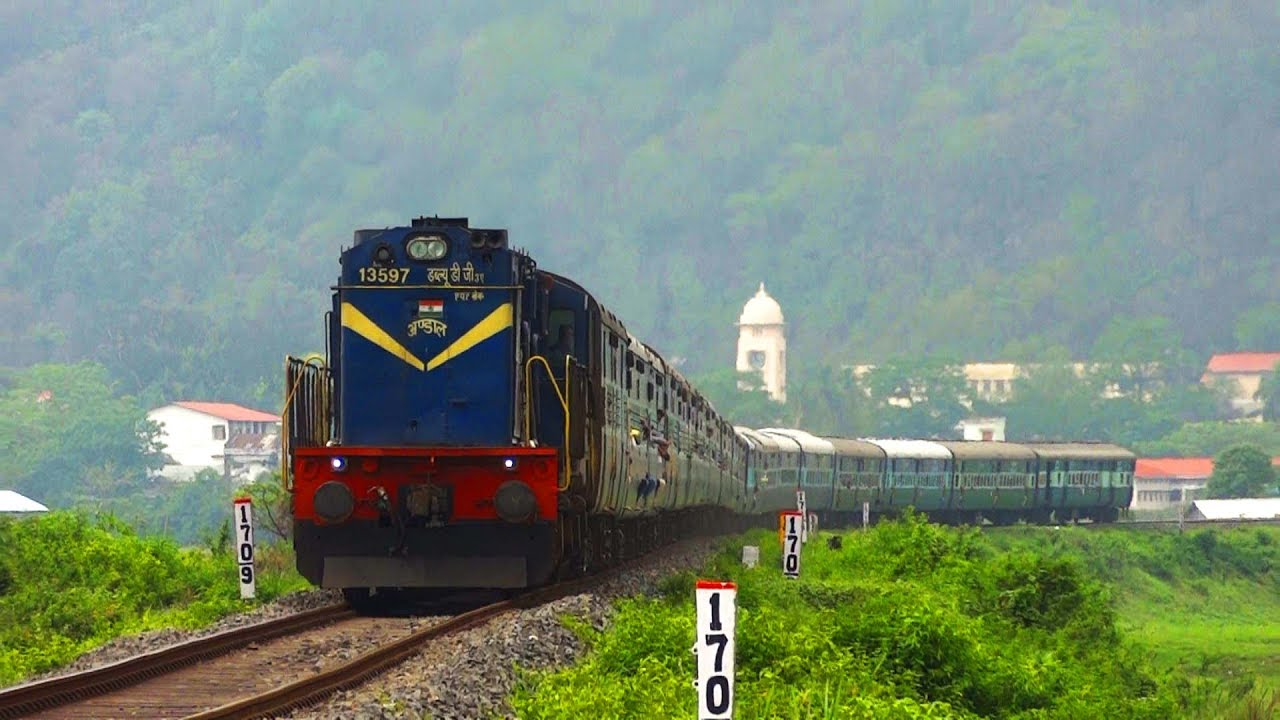Did you ever take any Longest Train Journey in India?
