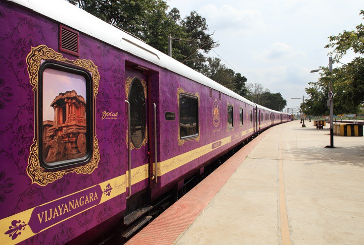 Interesting Facts about Golden Chariot Train