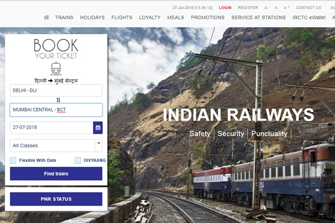 Experience Next-generation Travel with Indian Railways