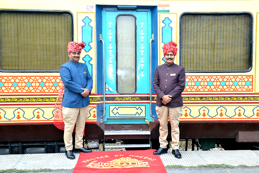 Discover India's Heritage Sites with Palace On Wheels Train