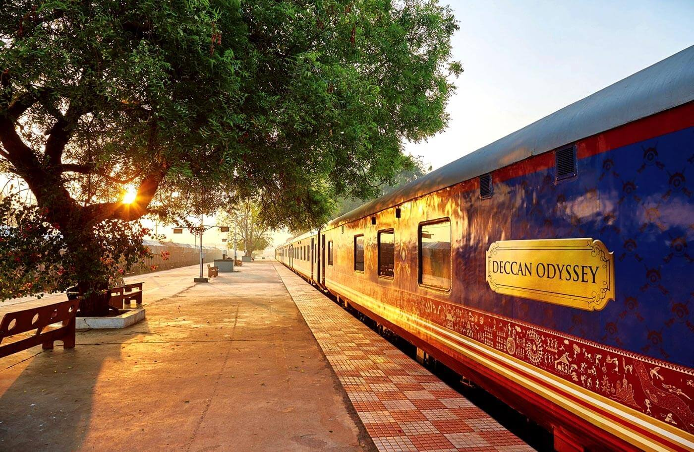 Destinations Covered By Deccan Odyssey Train