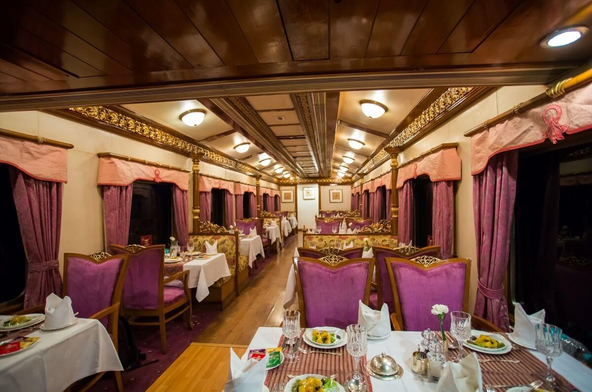 Golden chariot restaurants